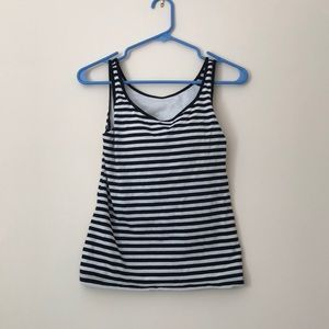 ☆ Uniqlo Striped Tank Top ☆